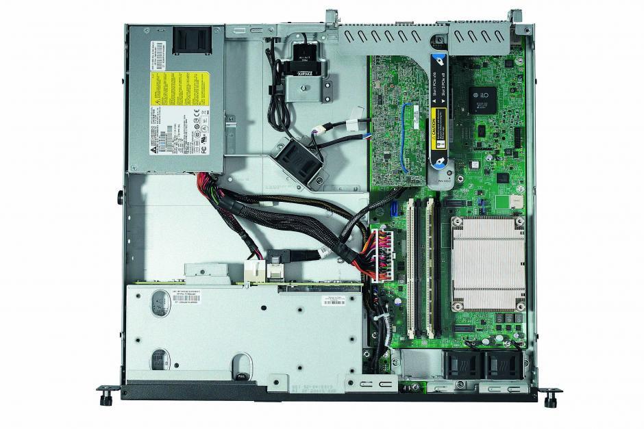 HP Proliant DL320e Gen8 v2