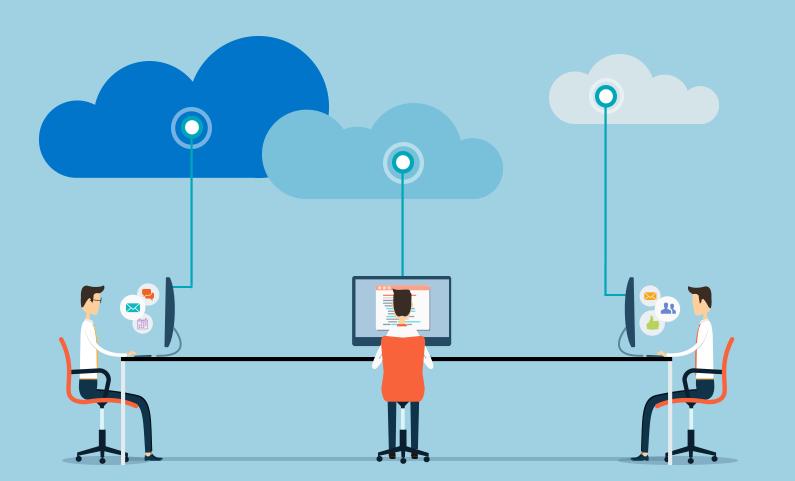 Xu hướng sử dụng Public Cloud tăng cao trên thế giới